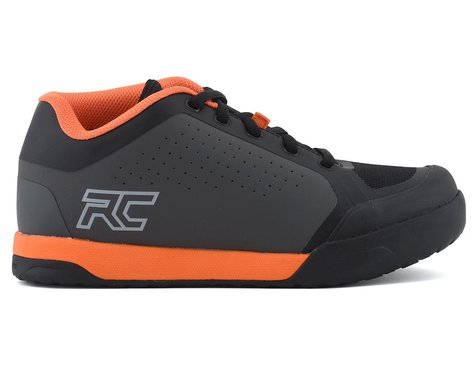 Ride Concepts Powerline Flat Pedal Shoe (Charcoal/Orange) (7)