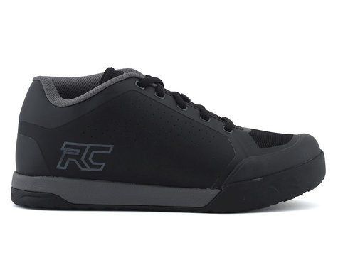 Ride Concepts Powerline Flat Pedal Shoe (Black/Charcoal) (9)
