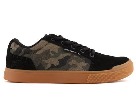Ride Concepts Vice Flat Pedal Shoe (Camo/Black) (7)