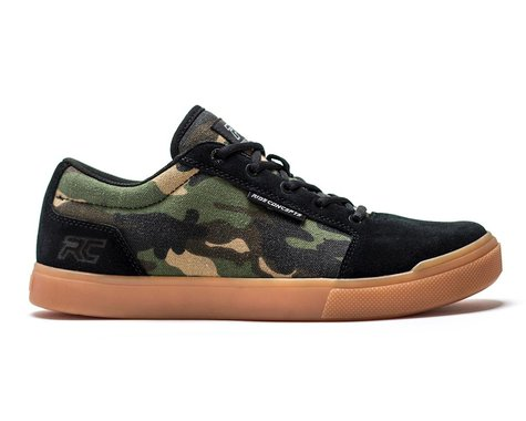 Ride Concepts Vice Flat Pedal Shoe (Camo/Black) (8.5)