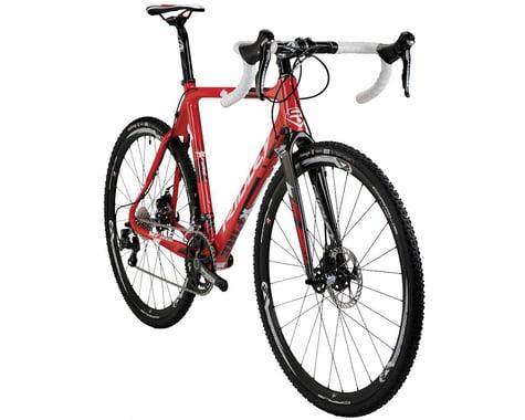 Ridley X-Fire 10 D Cyclocross Bike - 2015 (Red/White/Black)
