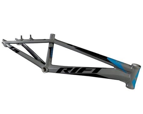 RIFT ES20 BMX Race Bike Frame (Grey/Blue/Black)