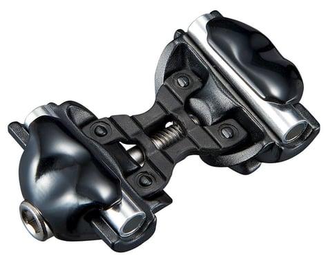 Ritchey WCS Alloy 1-Bolt Seatpost Complete Clampset (Black) (7 x 7mm Rails)