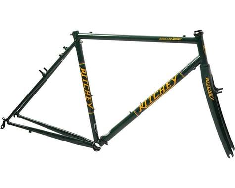 Ritchey CX Pro Break-Away CrMo Frameset (Green)