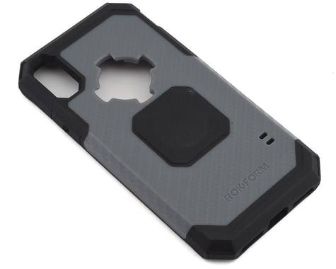 Rokform Rugged Case (iPhone XS/X) (Gunmetal)
