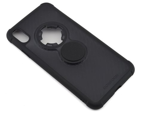 Rokform Crystal Case (iPhone XS Max) (Black)