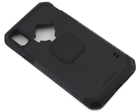 Rokform Rugged Case (iPhone XS Max) (Black)
