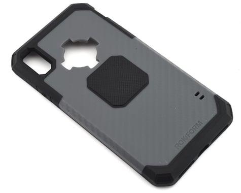 Rokform Rugged Case (iPhone XS Max) (Gunmetal)