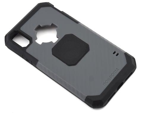 Rokform Rugged Case (iPhone XR) (Gunmetal)