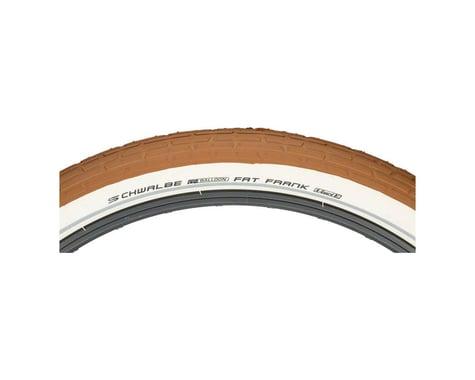 """Schwalbe Fat Frank Urban Cruiser Tire (Brown/Reflex) (26"""") (2.35"""")"""