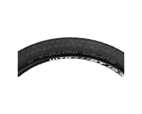 "Schwalbe Super Moto-X E-Bike Tire (Black) (27.5"") (2.8"")"