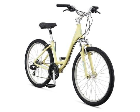 """Schwinn Sierra 26"""" Women's Comfort Bike - 2016 (Yellow)"""