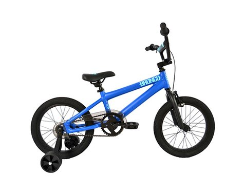 SE Racing Bronco 16 Kid's Bike (Blue)