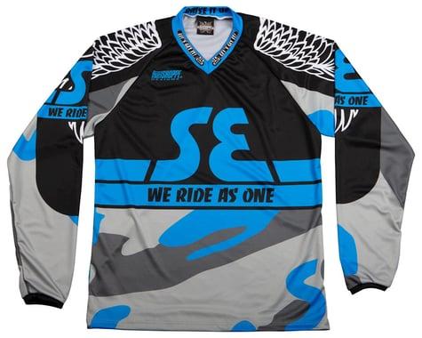 SE Racing Bikelife Jersey (Camo) (L)