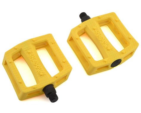 The Shadow Conspiracy Ravager PC Pedals (Sun Flare Yellow)