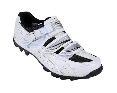 Shimano Women's SH-WM62 MTB Shoes (White)