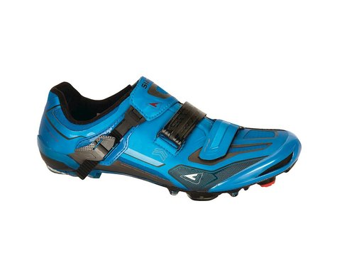 Shimano XC90 Clipless Shoes (Blue) (SPD)