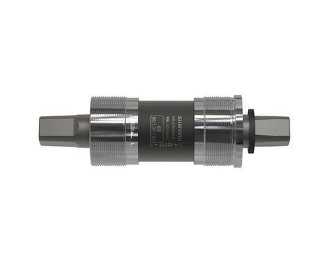 Shimano UN300-K Square Taper English Bottom Bracket (Silver) (BSA) (68mm) (118mm)
