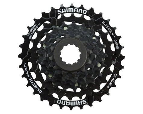 Shimano CS-HG200 7-Speed Cassette (Black) (12-32T)