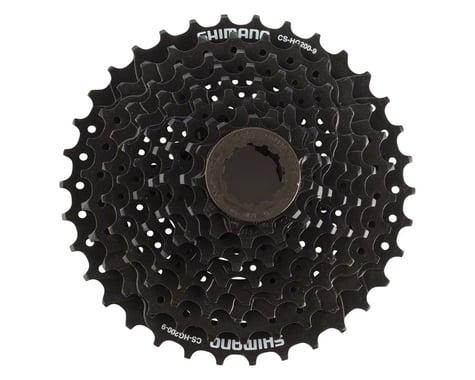 Shimano Tourney CS-HG200 Cassette (Black) (9 Speed) (Shimano/SRAM) (11-34T)