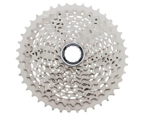 Shimano Deore M4100 10-Speed Cassette (Silver) (11-42T)