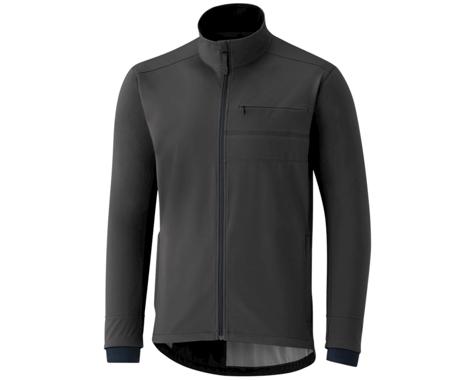 Shimano Transit Softshell Jacket (Raven Grey)