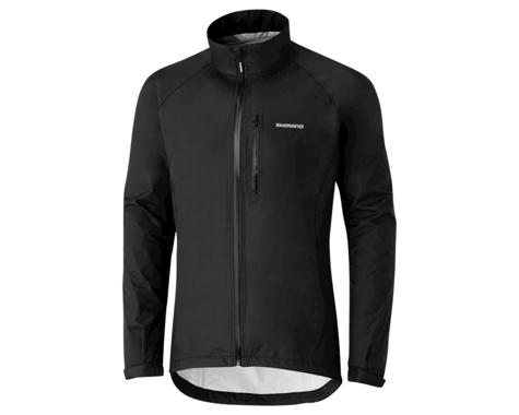 Shimano Explorer Rain Jacket (Black)