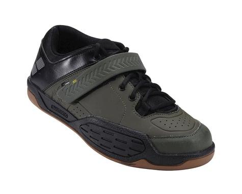 Shimano SH-AM5 Mountain Shoes (Army Green)