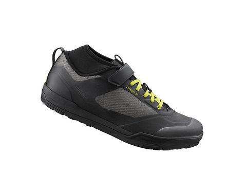 Shimano SH-AM702 Mountain Bike Shoes (Black)