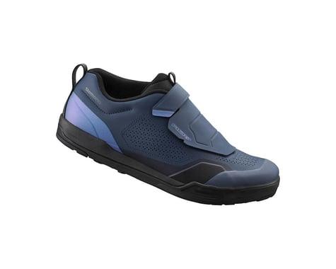 Shimano SH-AM902 Mountain Bike Shoes (Navy) (38)