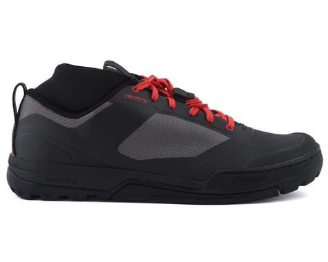 Shimano SH-GR701 Flat Mountain Shoe (Black) (43)