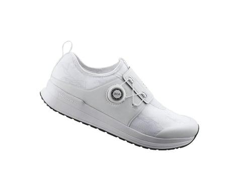 Shimano SH-IC300 Women's Cycling Shoes (White) (36)