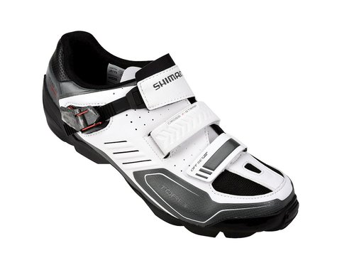 Shimano SH-M163 MTB Shoes - Performance Exclusive (Black/White)