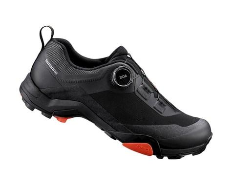 Shimano SH-MT701 Mountain Bike Shoes (Black) (47)