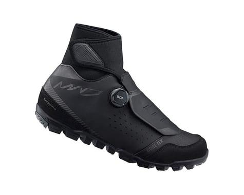 Shimano SH-MW701 Mountain Bike Shoes (Black) (Winter) (40)