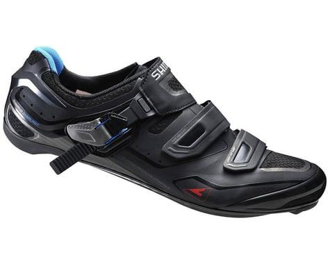 Shimano R260 Road Shoes (Black)