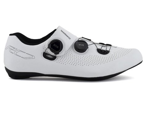 Shimano SH-RC701 Road Shoe (White) (44)