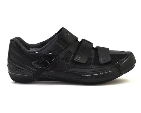 Shimano SH-RP3 Road Bike Shoes (Black) (42)