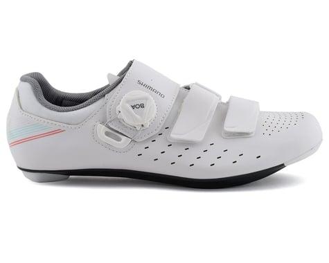 Shimano SH-RP400 Women's Road Bike Shoes (White)