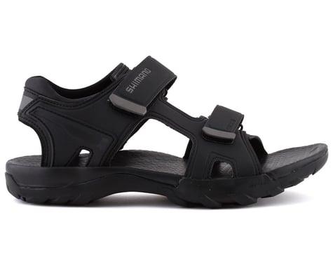 Shimano SD501A SPD Cycling Sandals (Black) (46)