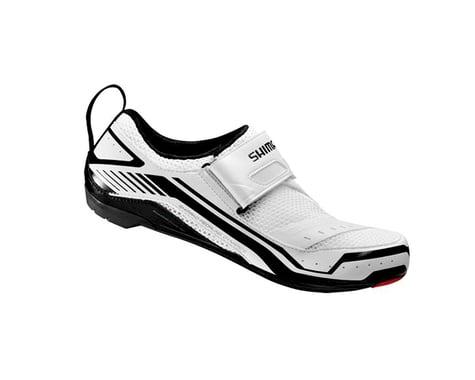 Shimano SH-TR32 Triathlon Road Shoes (White/Black) (39)