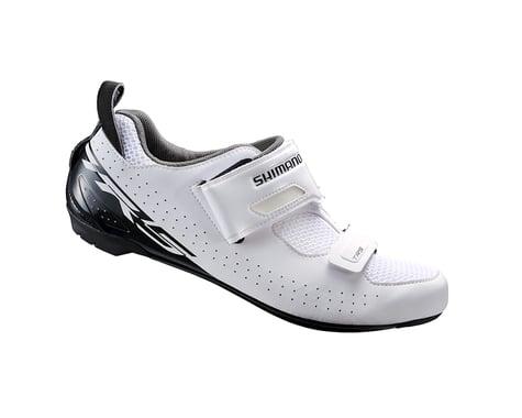 Shimano SH-TR500 Triathlon Shoe (White)