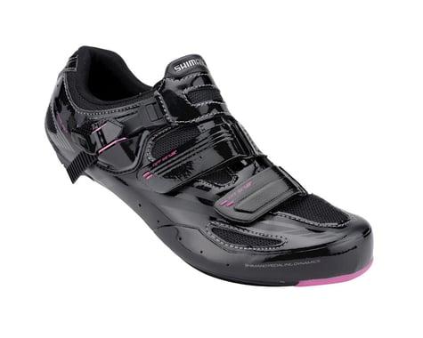 Shimano Women's WR62 Carbon Road Shoes (Black)