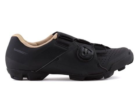 Shimano XC3 Women's Mountain Bike Shoes (Black) (36)