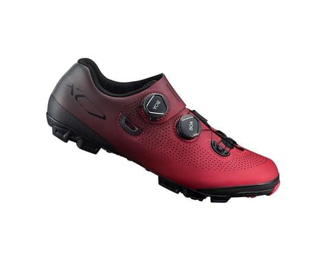 Shimano SH-XC7 Mountain Shoe (Red) (45)