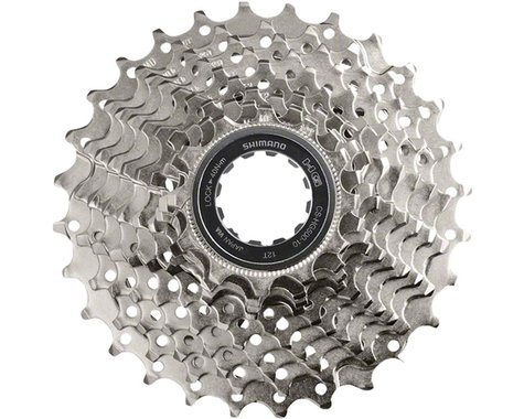 Shimano Deore M6000 CS-HG500 10-Speed Cassette (Nickel Plated) (11-25T)
