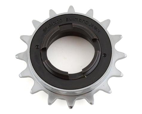 "Shimano MX30 Freewheel (Chrome) (1/2"" x 3/32"") (16T)"