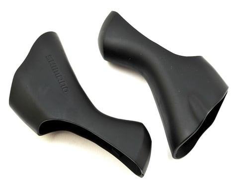 Shimano Ultegra ST-6800 STI Lever Hoods (Black)