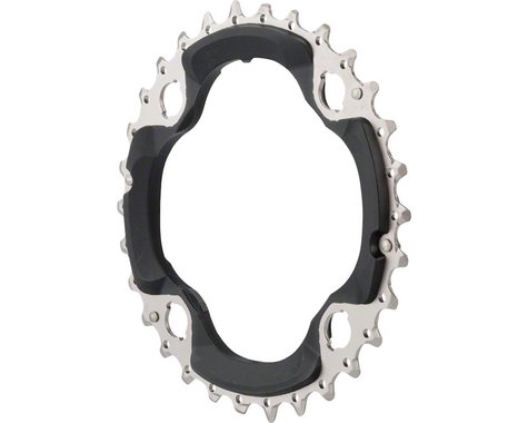 Shimano SLX M7000-10 Middle Chainring (96mm BCD) (Offset N/A) (30T)