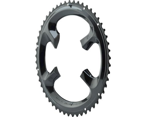 Shimano Dura-Ace R9100 Chainring (Black) (110mm BCD) (Offset N/A) (53T)